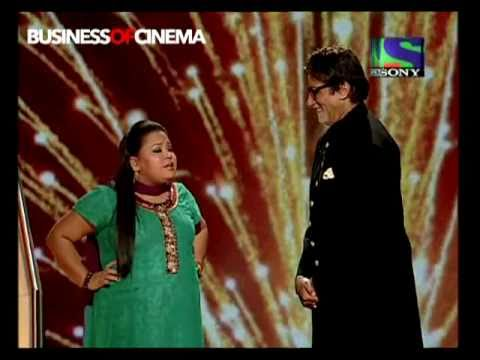 Indian TV actresses have fun on KBC with Amitabh Bachchan