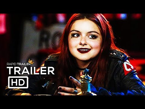 THE LAST MOVIE STAR Official Trailer (2018) Ariel Winter Drama Movie HD