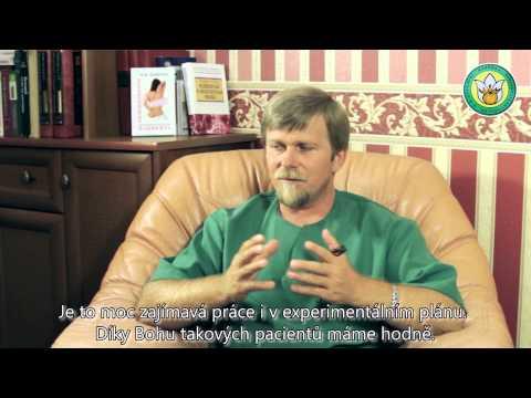 Regenerace meziobratlové ploténky. Klinika prof. I.M. Danilova