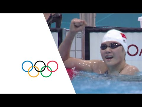 Swimming Women's 400m Individual Medley Final -  Chinese WR -  London 2012 Olympic Games Highlights