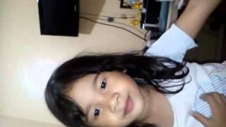Boy in luv (BTS) - 4 y.o sings korean