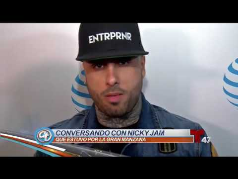 Nicky Jam – Acceso Total (Entrevista) (2016) videos