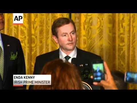 Irish PM: Obama Officially Irish