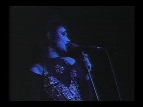Siouxsie & The Banshees - Auditorio Nacional México