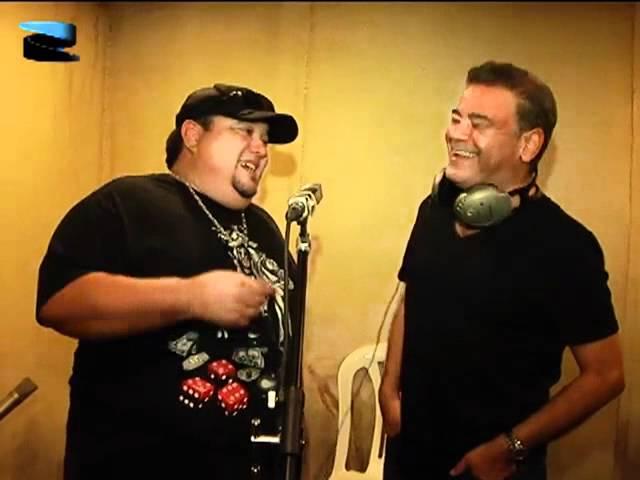 Neguito Borjas e Iván Villazón