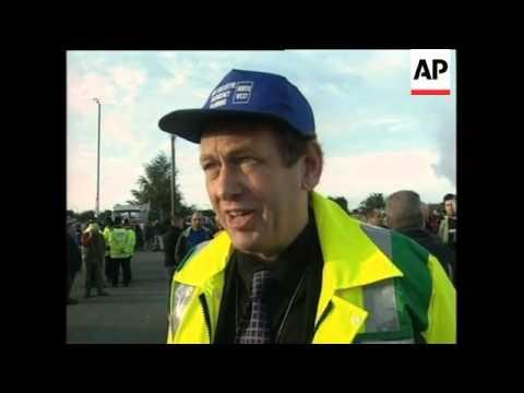 UK: FUEL CRISIS UPDATE: NHS