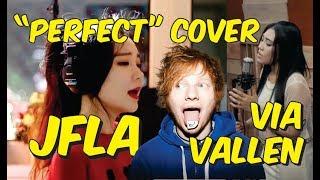 Siapa yang menyanyikannya dengan lebih bagus? Jfla atau Via Vallen? PERFECT Cover Battle