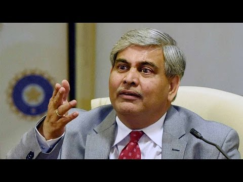 Shashank Manohar steps down from BCCI President's post| Oneindia India