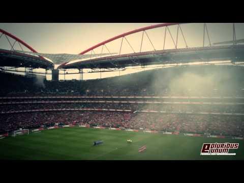 Minuto de Silencio Em homenagem a Eusébio! (Benfica - Porto 2013/2014)
