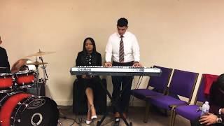 Alaba a Dios- Janice Nieves Ft. Solaris Ayala