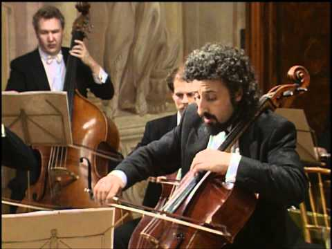 Mischa Maisky - Haydn Cello Concerto No.1 in C Major - III. Allegro Molto (HD)