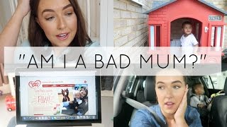 AM I BAD MUM?? | BELLES BOUTIQUE AD