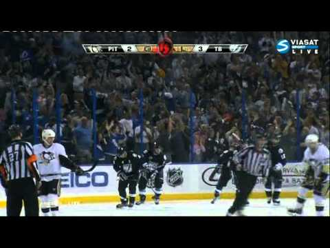 Steve Downie's Game-winner Forces Penguins-Bolts Game 7 (video)