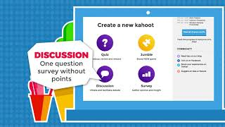 Create a kahoot in 5 simple steps