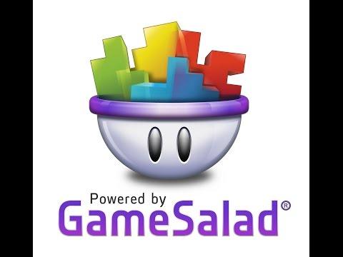 Gamesalad Tutorials! Episode #3: Splash screens & Menus