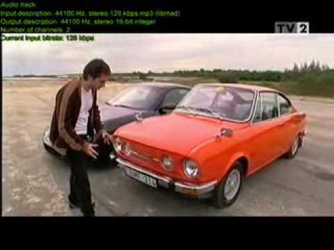 Skoda 110 Rapid ( Coupe ) Totalcar