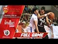 San Miguel Alab Pilipinas vs Formosa Dreamers | FULL GAME | 2017-2018 ASEAN Basketball League MP3