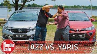 Honda Jazz vs Toyota Yaris - Ini Jawapan Kami !!!