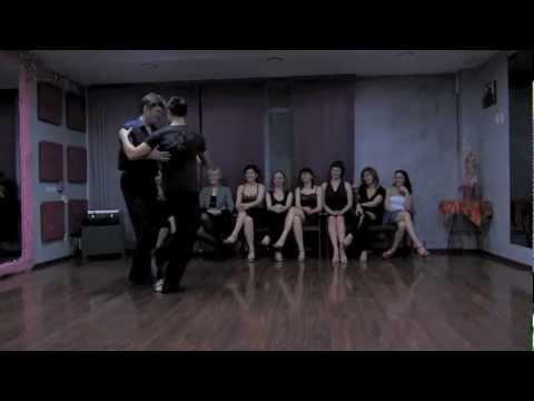 2012_04_13 Танго-юмор на Милонге в ШОКОЛАДЕ