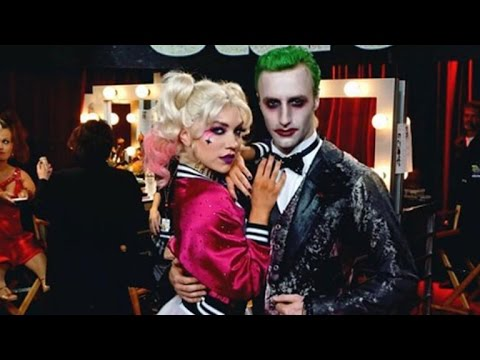 'DWTS': James Hinchcliffe Channels The Joker in Flawlessly Terrifying 'Suicide Squad' Waltz