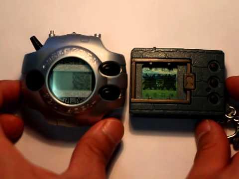 Digimon Digivice Neo 1 Digimon Digivice vs Digimon