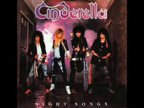 Cinderella - Nothin For Nothin