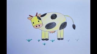 NHẠC THIẾU NHI Phần 3 Tập Vẽ Con Bò Sữa