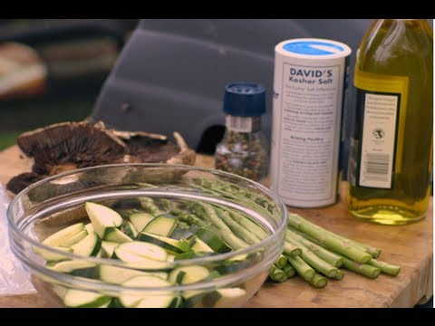 Make Perfectly Grilled Vegetables Every Time