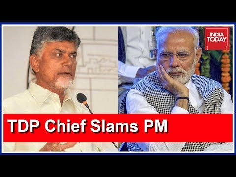 Chandrababu Naidu Attacks PM Modi Over Andhra Pradesh Special Status