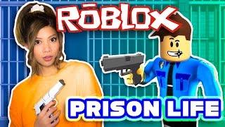 FOUND LOVE IN ROBLOX PRISON