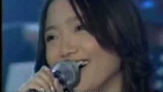 "Charice Sings Live-Popular ""Tagalog"" Love Song, Hanggang (Until) with lyrics + English subtitles"