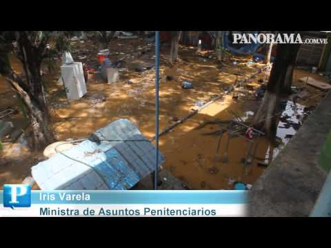 Encuentran arsenal de guerra en la cárcel de Sabaneta. Luis Bravo 29-09-13