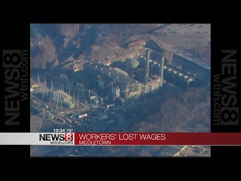 Workers who weren't hurt in power plant blast seek lost pay
