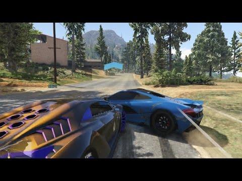 JE KAN YARASKY NIET BEUKEN! (GTA V Online Funny Races)