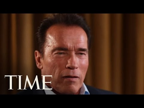 10 Questions for Arnold Schwarzenegger