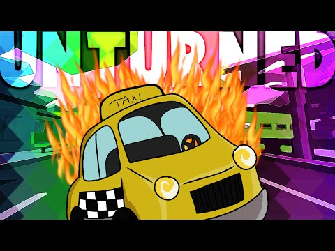 EXPLODING TAXIS ★ Unturned (13)