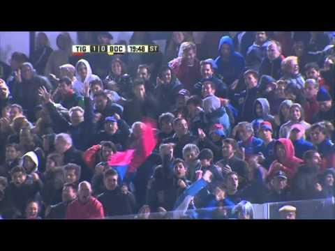 Tigre sorprendió a Boca y lo dejó afuera del torneo