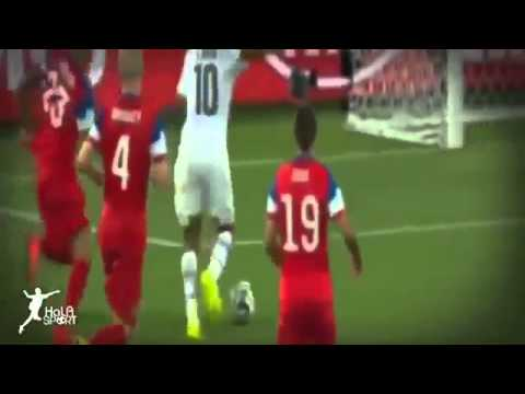 Ghana vs USA 1 2 All Goals & Highlights   World Cup   17 06 2014 HD 1
