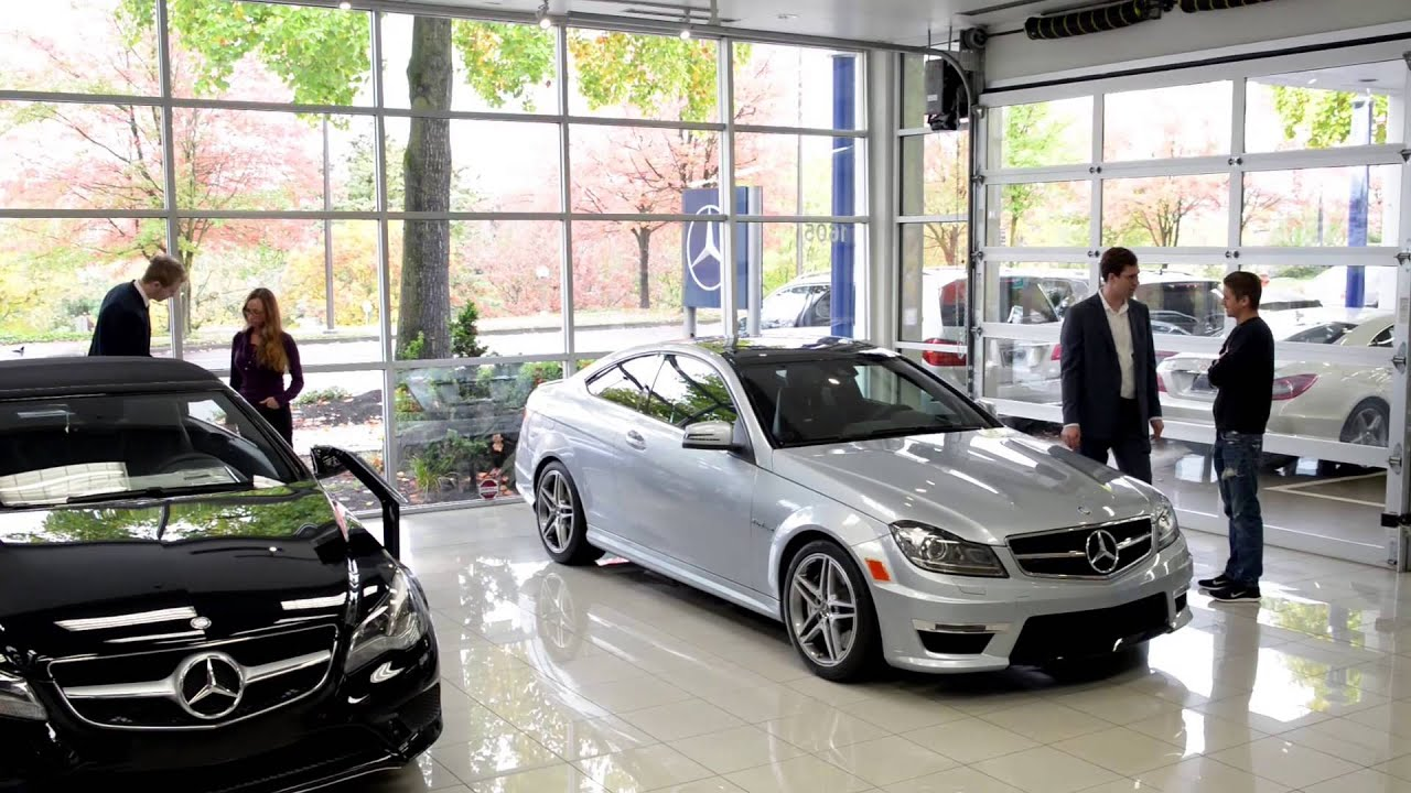 mercedes benz of portland branding commerical when it comes to luxury. Cars Review. Best American Auto & Cars Review