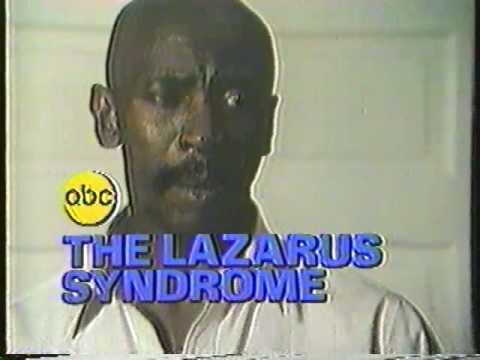 The Lazarus Syndrome 1979 ABC Promo