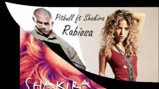 Rabiosa  Shakira ft Pitbull New Song!!360p H 264 AAC