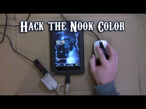 How To Hack The Nook Color