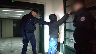 Paris : Police de Pigalle