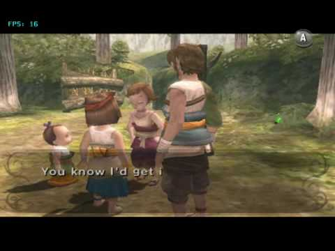 The Legend of Zelda: Twilight Princess (Wii) on Dolphin Wii/GC Emulator