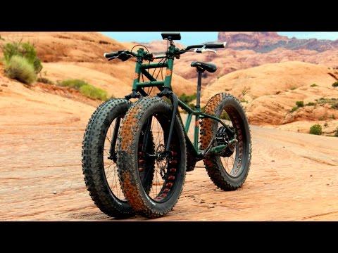 Самые НЕВЕРОЯТНЫЕ велосипеды