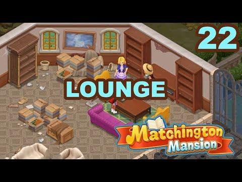 MATCHINGTON MANSION STORY WALKTHROUGH - ( LOUNGE ) GAMEPLAY - ( iOS   Android ) #22