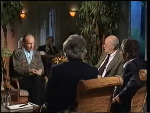 Drewermann und Hertel im Gespräch mit Opus Dei Leiter