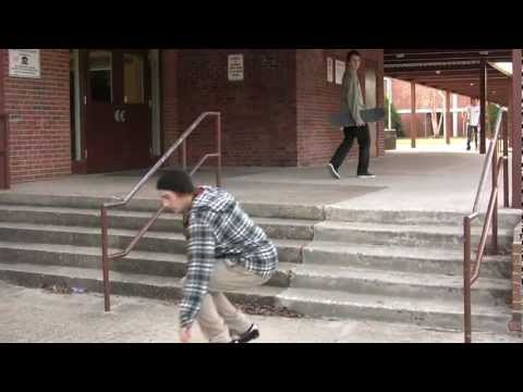 Five Stair Fun with Another Skateshop