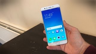 Oppo F3 Lite Mobile Phone Review