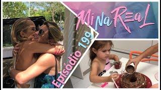 MiNa ReAl | Niver da dinda Aninha no Rio